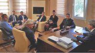 HASİAD'dan Başkan Yaman'a ziyaret