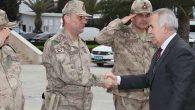 Vali ATA, Jandarma'ya taziyede bulundu
