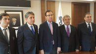 Kırıkhan Belediyesi'ne ballı jest