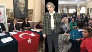 Türk Kadınlar Birliği Kongre Yaptı