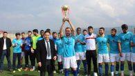 Samandağspor'a  Şampiyonluk Kupası