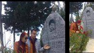 Leman Sam, Ali İsmail'in Mezarında