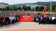 MKÜ'lü Gençlerden Mehmetçik Desteği