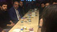 Nehir, Ankara'da Samandağlı  öğrencilerle buluştu