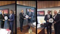 Kırıkhanlılar Derneği Yönetimi Ankara çıkartması yaptı