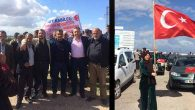 Reyhanlı'da Tayy Kabilesi desteği