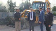 Samandağ'da Fen İşleri ekipleri 12 ayrı yerde çalışıyor