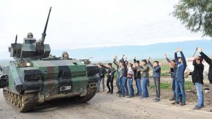 Afrin'de etkisiz hale getirilen  terörist sayısı 3291…