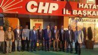 SP'den AKP ve CHP ziyaretleri