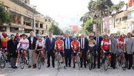 Bisiklette başarı