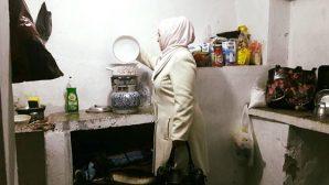Suriyeli Annenin Feryadı