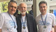 CHP İl Başkanı Barış Koşusu'nda