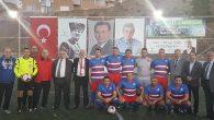 4. Defne Belediyesi Futbol Turnuvası