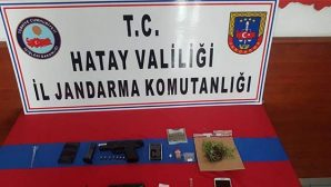 Jandarma'dan Uyuşturucu Operasyonları