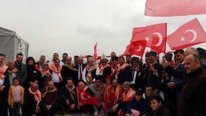Yörüklerden Mehmetçiğe  kurbanlık desteği …