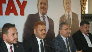 AKP  İl Başkanı'na  göre:
