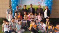Anaokulu Öğrencileri Futbol Turnuvası