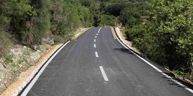 4 yılda 635 km beton asfalt