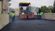 Dursunlu'ya asfalt takviyesi