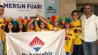 Hatay Bahçeşehir'e Mersin'de Ödül