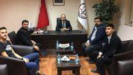 İskenderun'da Avukatlara kutlama ziyaretleri