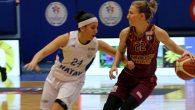 Kadınlar Basketbolda Play-Off Eşleşmeleri