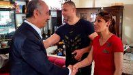Başkan Culha'dan Esnaf Ziyaretleri