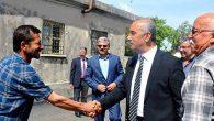 Başkan Culha'dan yerinde denetim: