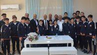 Başkan Culha Şampiyonları ağırladı