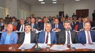 Hatay BŞB Meclisi'nde AKP çoğunluğu sonucu