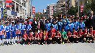 Futbolda Şampiyona Kupa-Madalya
