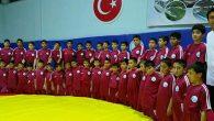 Minik Güreşçiler Sivas'ta