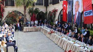 Kılıçdaroğlu, Hataylı işadamlarıyla istişarede bulundu