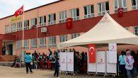 Öğrencilerden Kızılay'a destek …