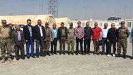 Mülki Amirler,  Başkanlar Afrin'de