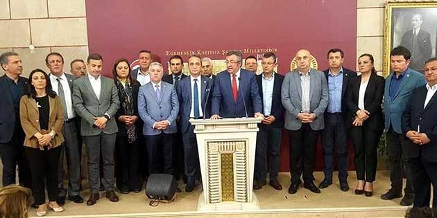 CHP'li 15 Vekil İYİ Parti'de