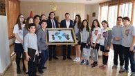 Bahçeşehir Öğrencileri Hediyesi