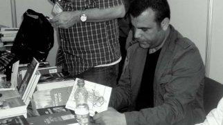 Murad Demirkol 2. Hatay Kitap Fuarı'nda