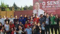 Antakya Atatürk Stadı'nda 91.Dakika!