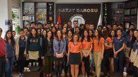Pusula Akademisi Öğrencileri Baro Konuğu