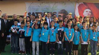 Defne Belediyesi Satranç Turnuvası sonuçlandı