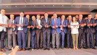 CHP, Samandağ'da açılış yaptı