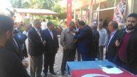 Saadet'e katılımlar