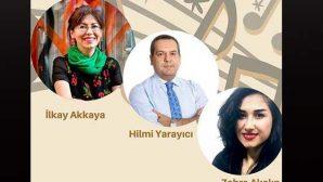 İzmir'deki barış türkülerine