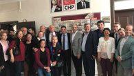 İzmir-Karşıyaka B.Başkanı Hatay'da