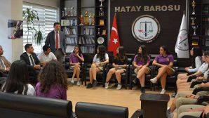 Uğur Öğrencileri Hukukçu Olmak İstiyor