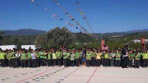 Çevre Okuldan Tübitak Fuarı