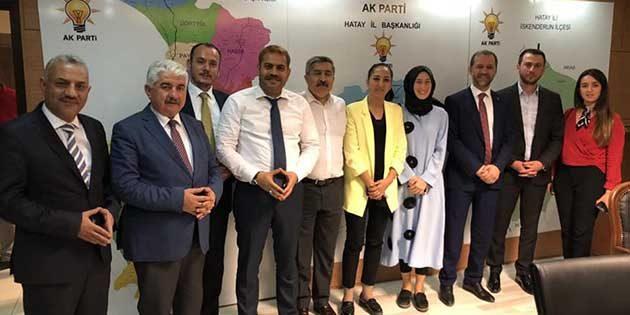 AKP'de Adaylar İlçelerde
