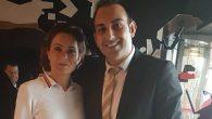 Kaftancıoğlu,  Hatay CHP  İl Başkanına  başarı diledi