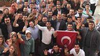 AKP'li Gençler Ankara'da…